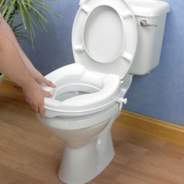 Rehausseur de toilettes...