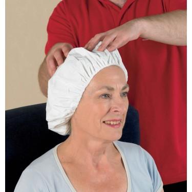 Bonnet shampoing sans rinçage