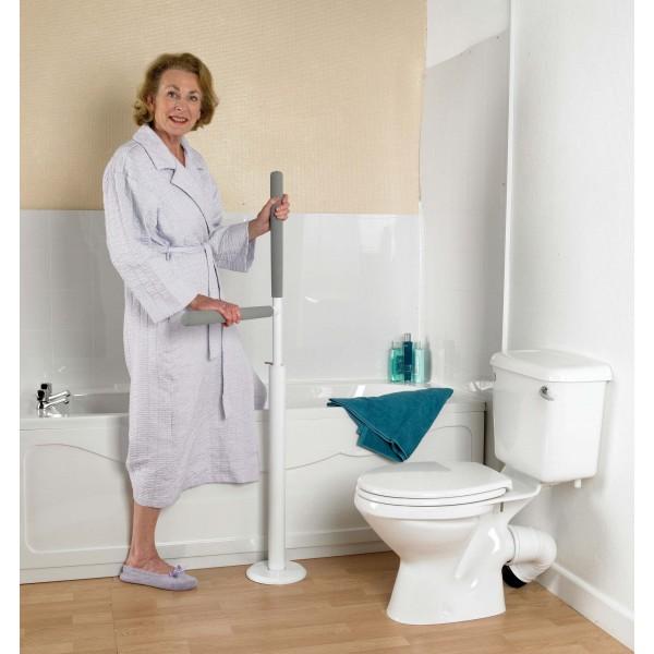 barre d 39 appui de baignoire pour personnes g es et. Black Bedroom Furniture Sets. Home Design Ideas