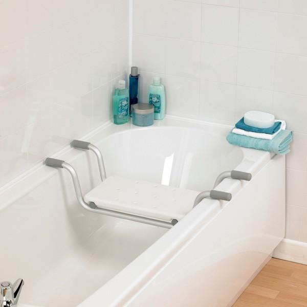 Siège de baignoire suspendu