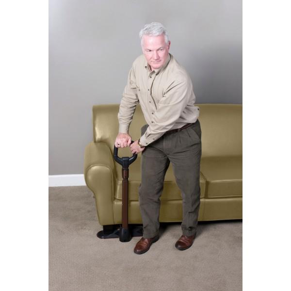 Barre d'appui pour fauteuil