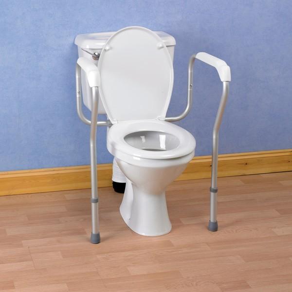 Cadre de toilettes Sécurité