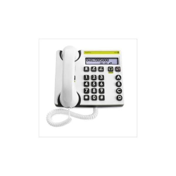 Téléphone filaire amplifié Doro HearPlus 317ci