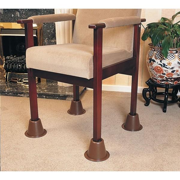 Cônes empilables pour chaise