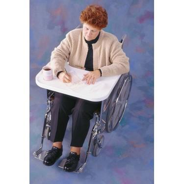 Plateau pour fauteuil roulant