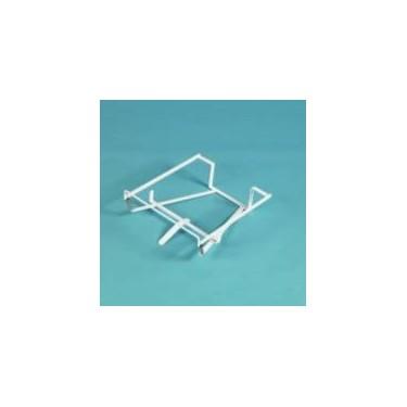 Support de bassin de lit pour chaise de douche