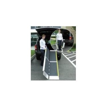 Rampe d'accès pliable