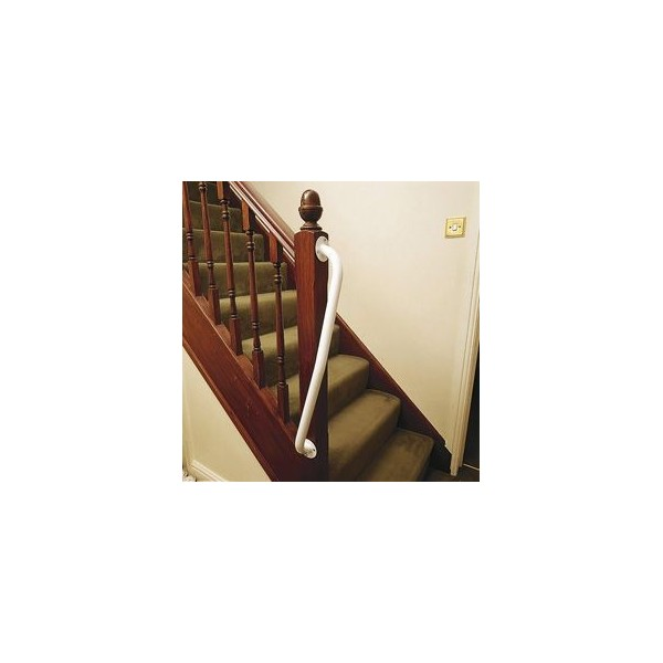 Barre d'appui d'escalier