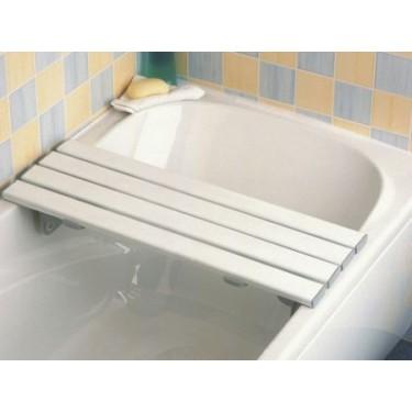 Planche de bain à lattes