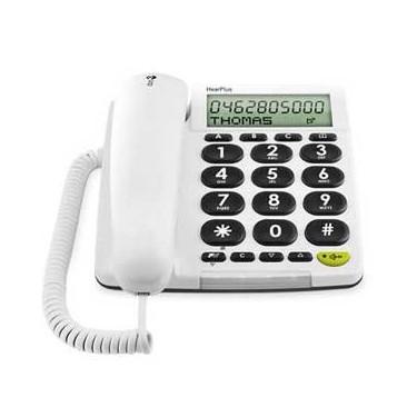 Téléphone filaire amplifié HearPlus 313ci