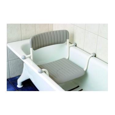 fauteuil de bain pivotant pour personnes g es et. Black Bedroom Furniture Sets. Home Design Ideas