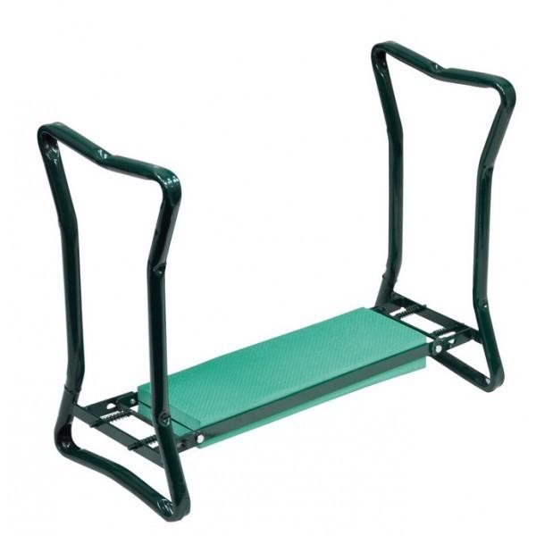 Repose-genoux et siège pour jardinage