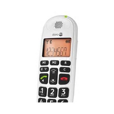 Téléphones Duo Doro 100W