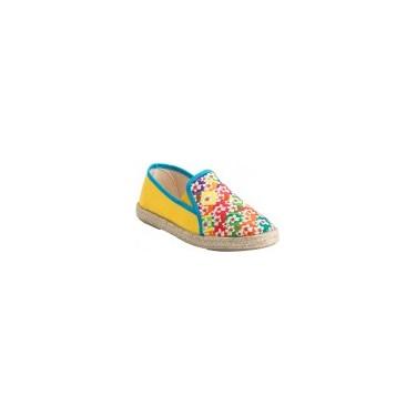 Chaussures d'été Fleuries