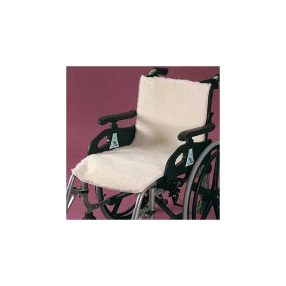 housse en laine de mouton pour personnes g es et personnes handicap es accessoires pour. Black Bedroom Furniture Sets. Home Design Ideas