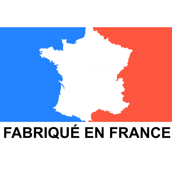 Verre à découpe nasale fabriqué en France