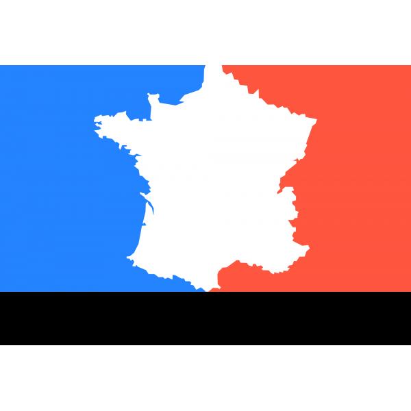 Cadre enfile-bas de contention fabriqué en France
