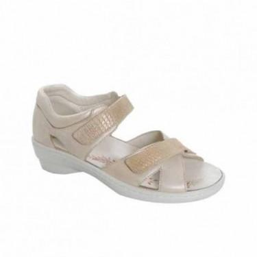 Sandales confort ADOUR 2227 beiges