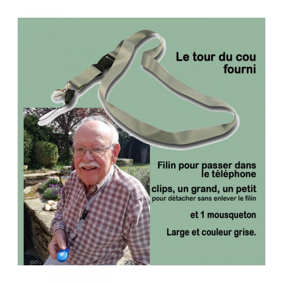LE BASIC SYMPA - Mobile GPS Senior ultra simple