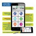 LE SMART INITIAL 5 POUCES - Smartphone senior