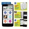 LE SMART INITIAL Smartphone senior