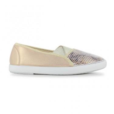 Chaussures extensibles pour pieds sensibles Bruman BR3210 vue de profil