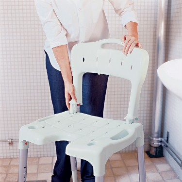 Chaise de douche Swift modulable