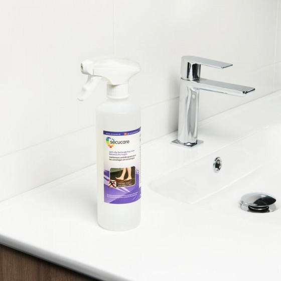 Spray antidérapant