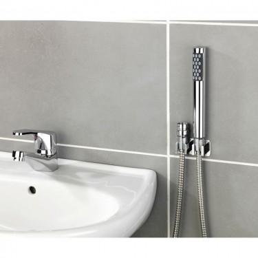 Douchette pour lavabo attache rapide