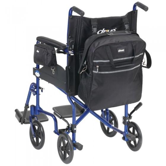 Ensemble 2 sacs pour fauteuil
