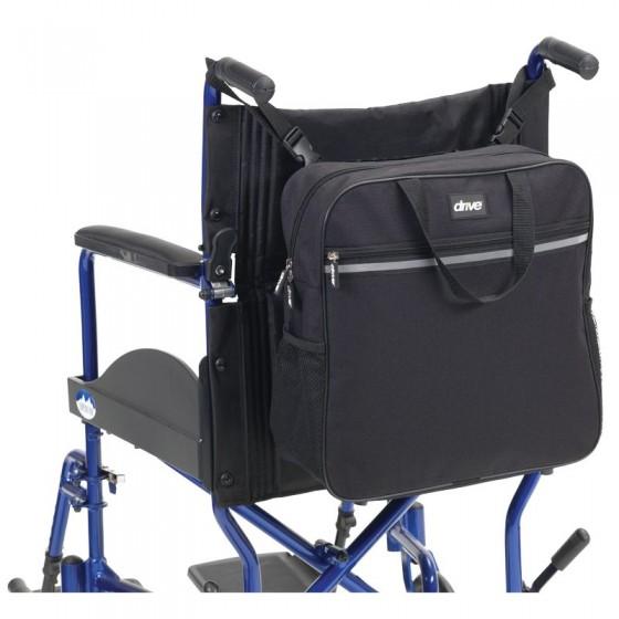 Sac shopping pour fauteuil