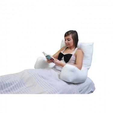 Coussin de lecture de luxe