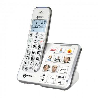 Téléphone à son amplifié