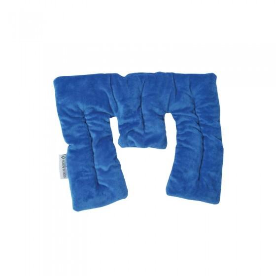 Coussin chauffant tri-section céramique