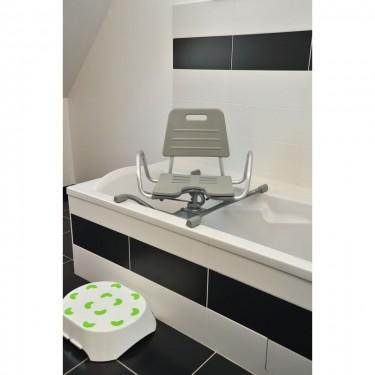 Fauteuil de bain pivotant  Ultra-confort
