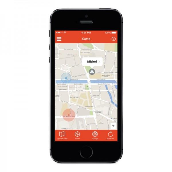 Balise GPS Weenect Silver