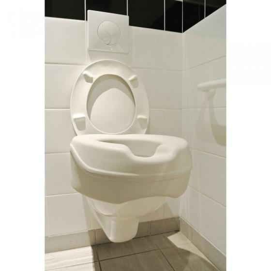 Rehausseur de toilettes Soupless