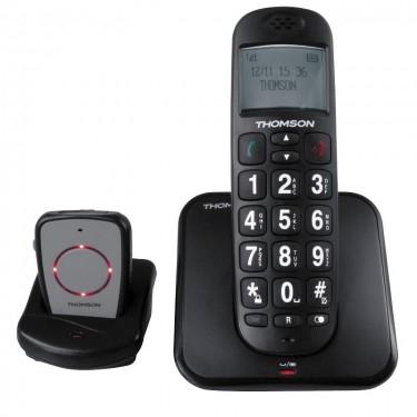 Téléphone fixe sans fil...