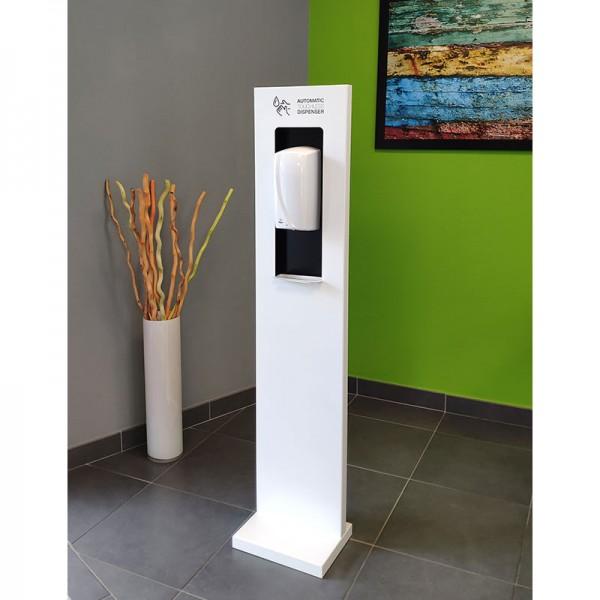 Distributeur automatique de gel sans contact
