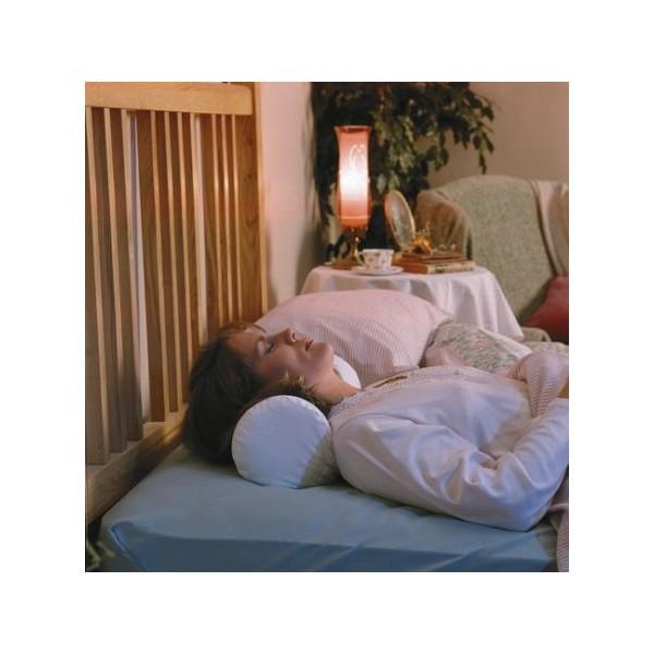 housse pour rouleau cervical pour personnes g es et personnes handicap es etre confortable au. Black Bedroom Furniture Sets. Home Design Ideas