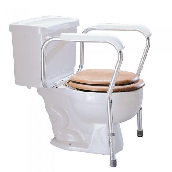 Appui de toilettes Lumex