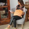 Coussin chauffant confort