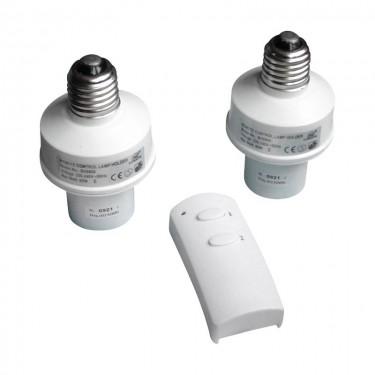 Télécommande de lampes
