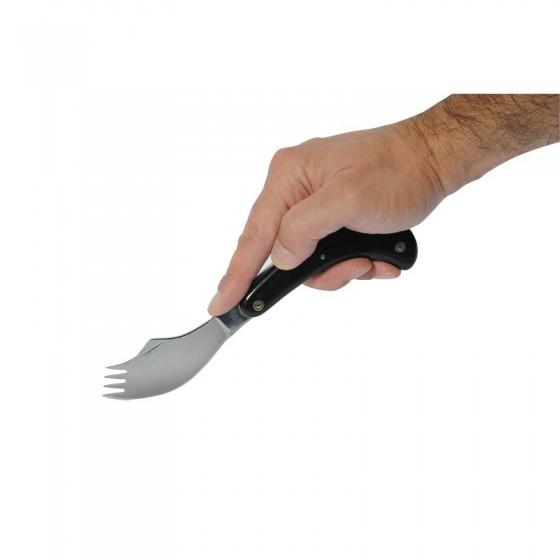 Couteau - Fourchette pliant