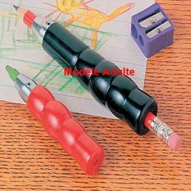 Support universel lesté pour tous les stylos et crayons