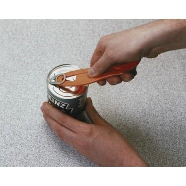 Ouvre-boîte à anneaux de traction