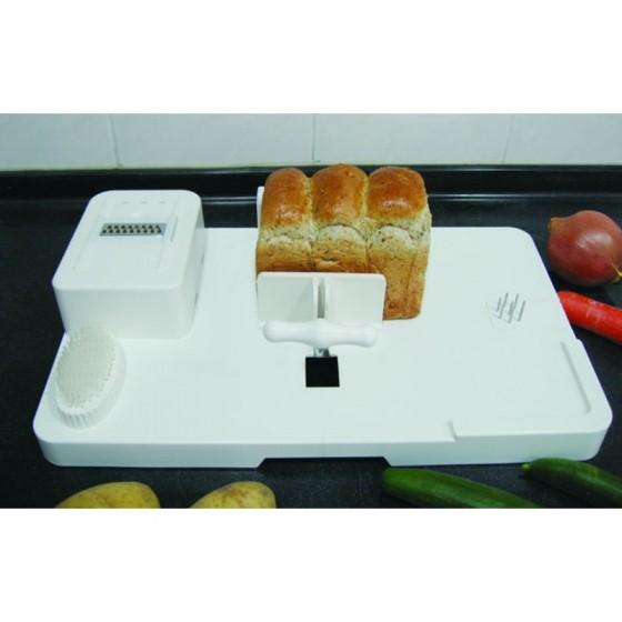 Planche de cuisine multi fonctions