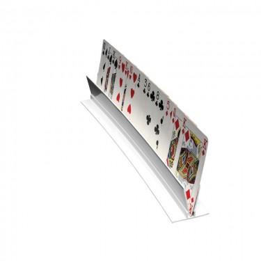 Support de cartes à jouer droit
