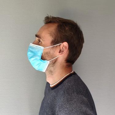 Masques type IIR ( boite de...