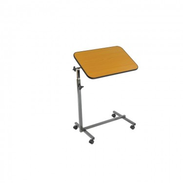 Table de lit avec plateau inclinable